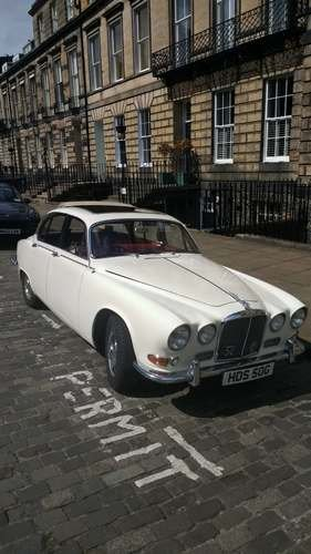 1969 Daimler Sovereign at Morris Leslie Vehicle Auction 17th Aug For Sale by Auction (picture 1 of 6)