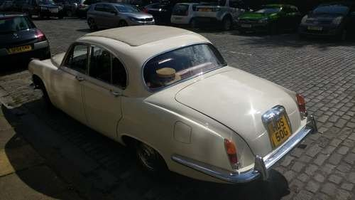 1969 Daimler Sovereign at Morris Leslie Vehicle Auction 17th Aug For Sale by Auction (picture 2 of 6)