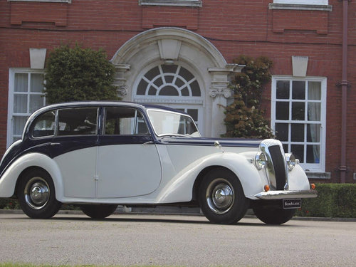 1951 Classic Wedding Cars Belfast For Hire (picture 1 of 4)