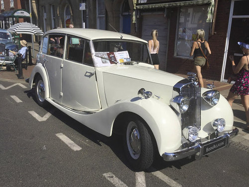 1951 Classic Wedding Cars Belfast For Hire (picture 4 of 4)