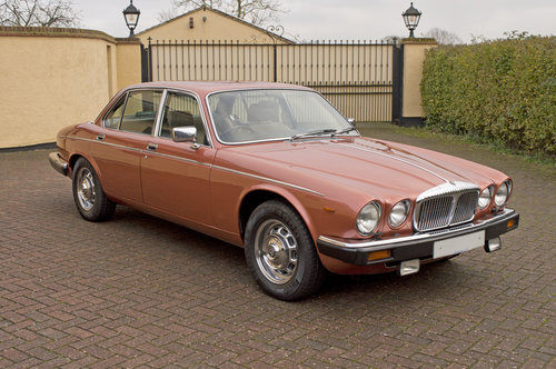 1980 Daimler Sovereign Vanden Plas For Sale (picture 1 of 6)