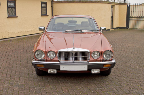 1980 Daimler Sovereign Vanden Plas For Sale (picture 2 of 6)