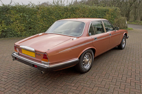1980 Daimler Sovereign Vanden Plas For Sale (picture 3 of 6)