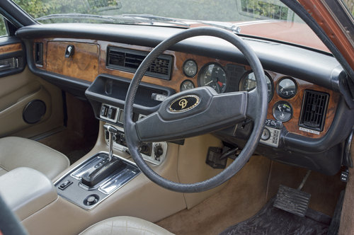 1980 Daimler Sovereign Vanden Plas For Sale (picture 4 of 6)