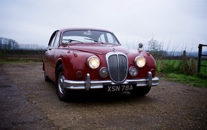 1963 Early Daimler 2.5 V8 running and driving project For Sale