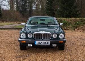 1992 Daimler Double-Six (Series III) SOLD by Auction
