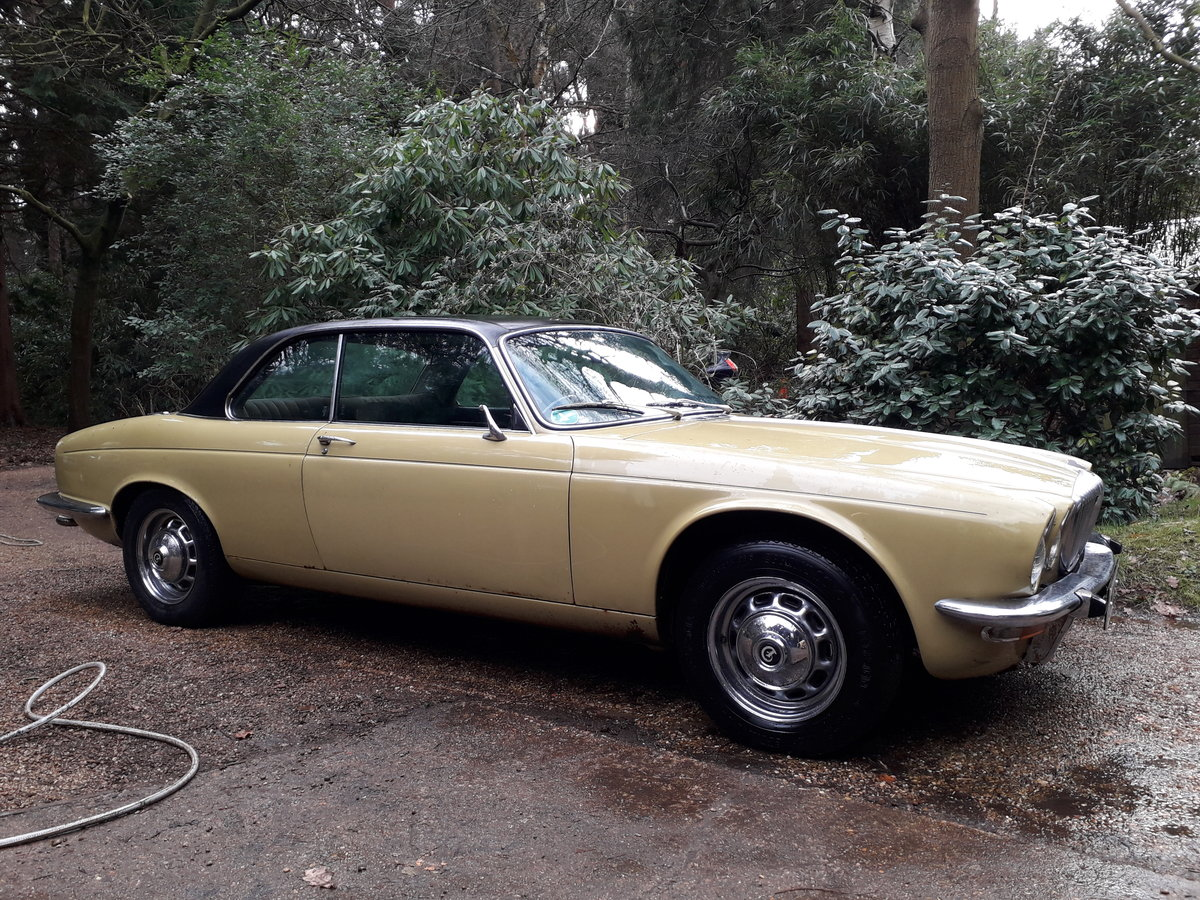 1978 Daimler Double Six Coupe SOLD (picture 3 of 6)