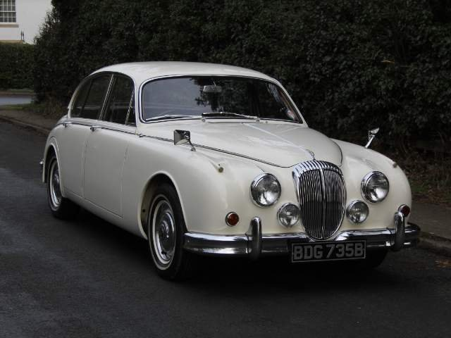 1964 Daimler 2.5 V8 Show Standard, History from new For Sale (picture 1 of 6)