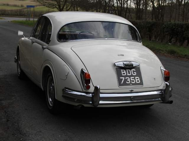 1964 Daimler 2.5 V8 Show Standard, History from new For Sale (picture 2 of 6)