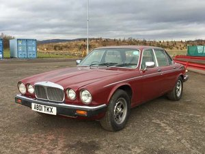 1983 Daimler DB6 Vanden Plas HE A at Morris Leslie Auction SOLD by Auction