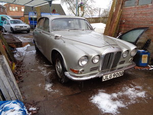 daimler sovereign 420 1969 47000 restoration proje For Sale