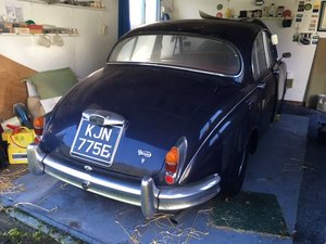 1967 Daimler V250 v8 Auto Saloon - Blue For Sale