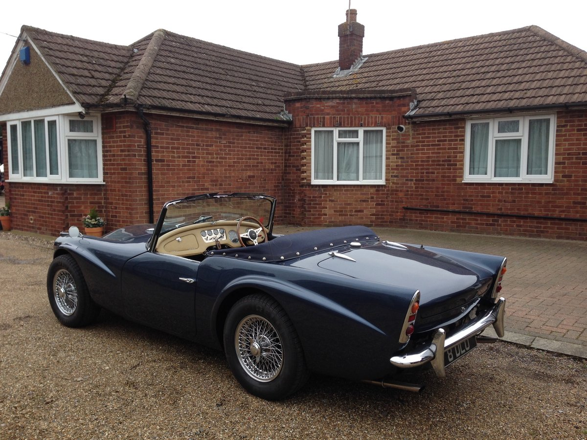 1962 Daimler sp250 Dart For Sale (picture 2 of 6)