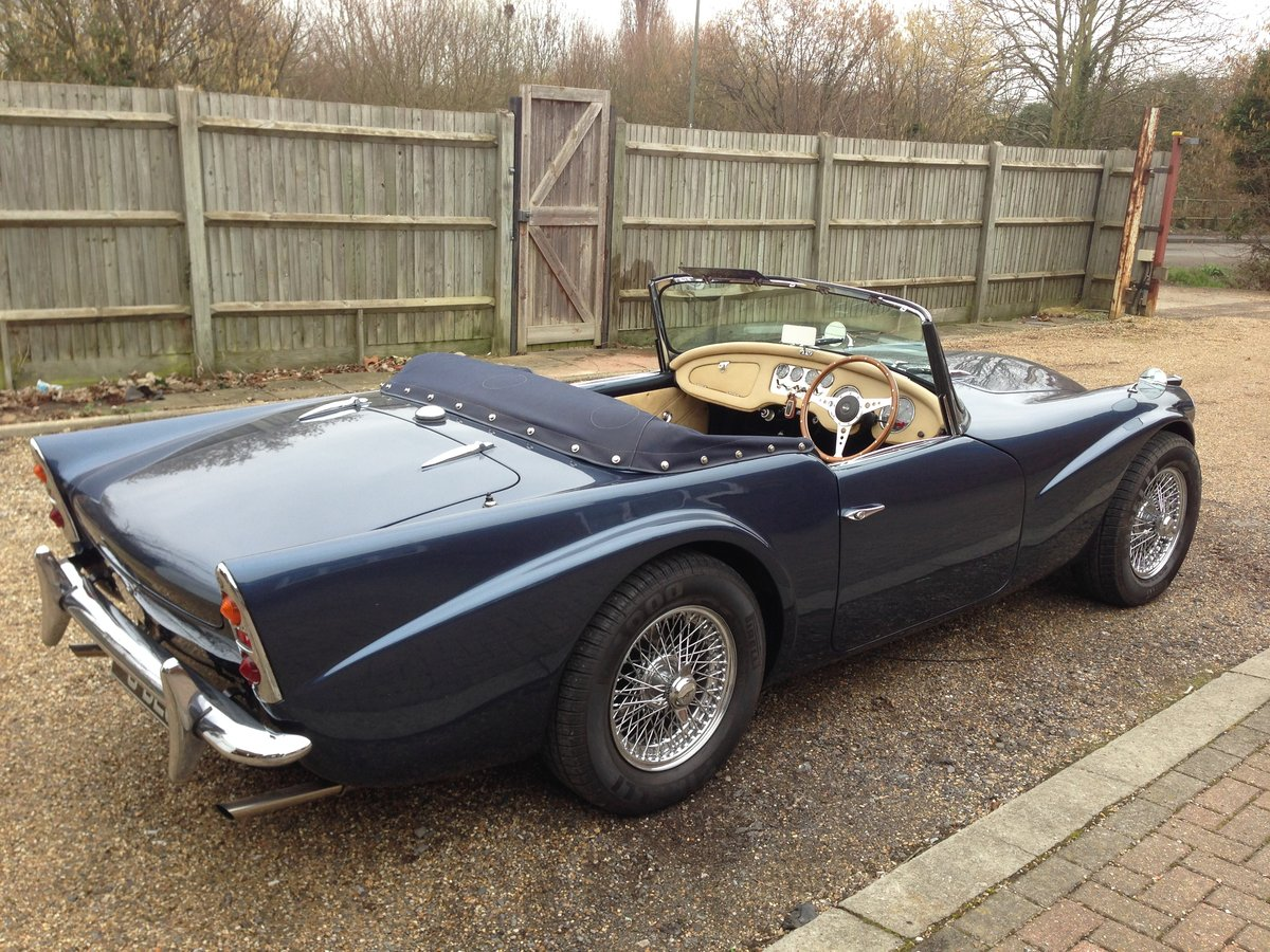 1962 Daimler sp250 Dart For Sale (picture 4 of 6)