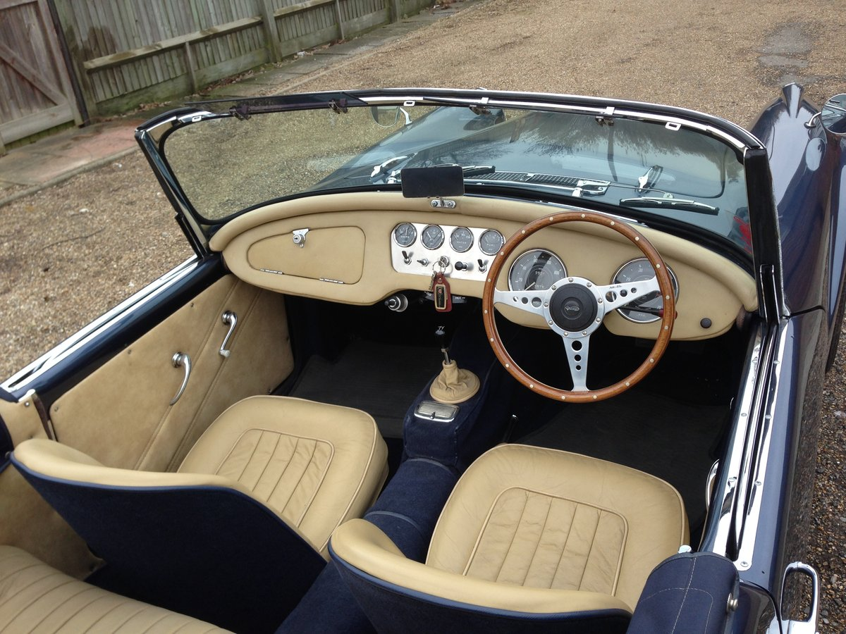 1962 Daimler sp250 Dart For Sale (picture 5 of 6)