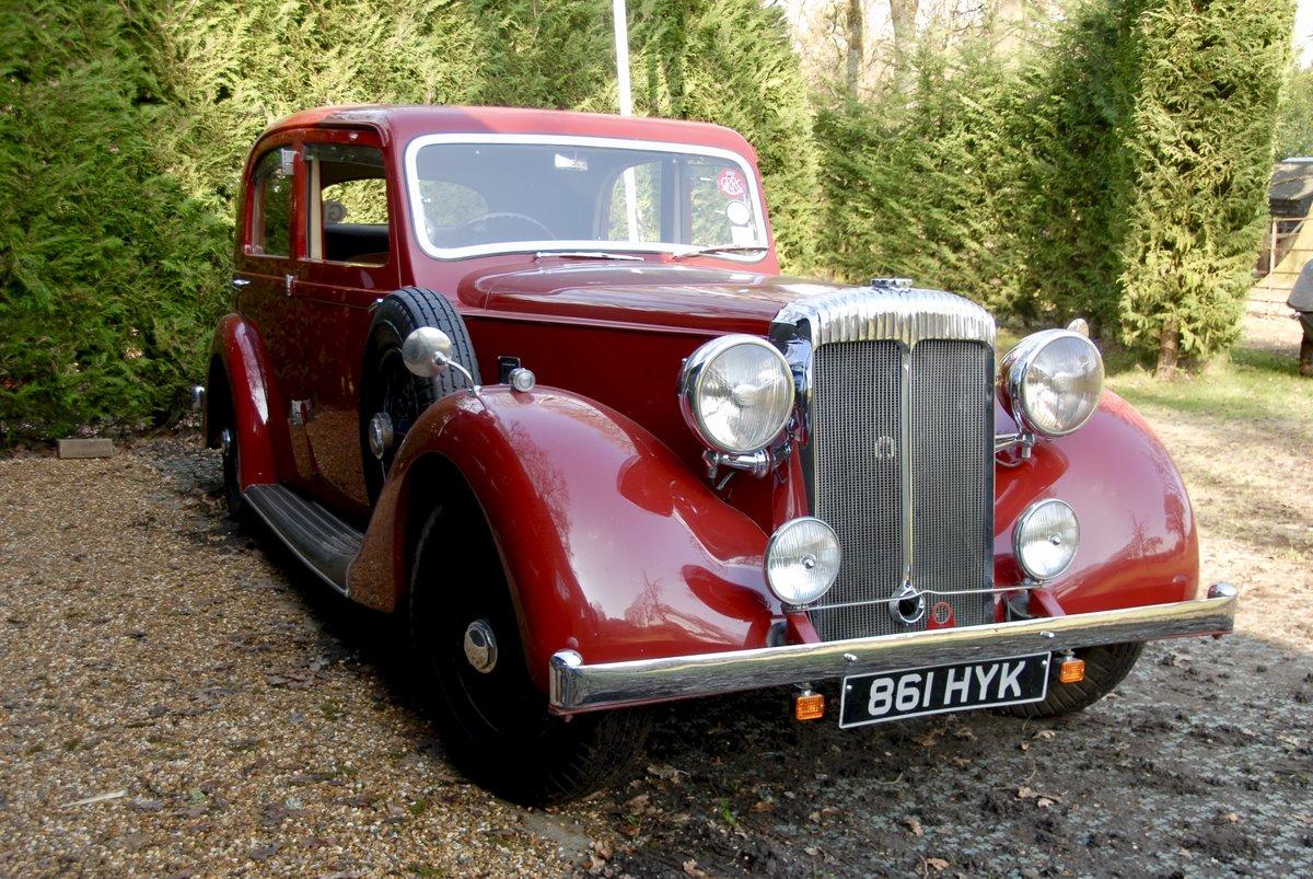 1939 EL 24 Light Limousine Special - Superb SOLD (picture 1 of 6)
