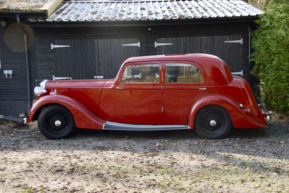 1939 EL 24 Light Limousine Special - Superb SOLD (picture 2 of 6)
