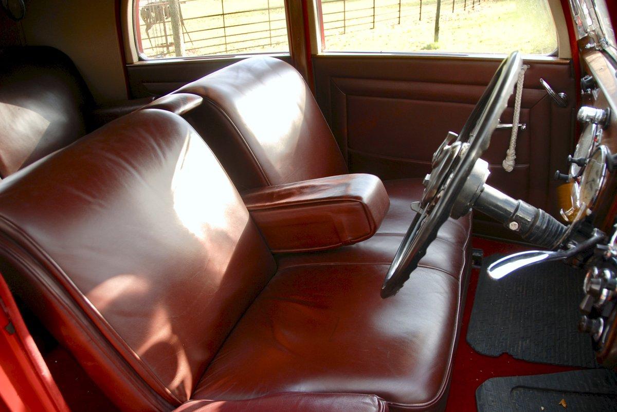 1939 EL 24 Light Limousine Special - Superb SOLD (picture 3 of 6)