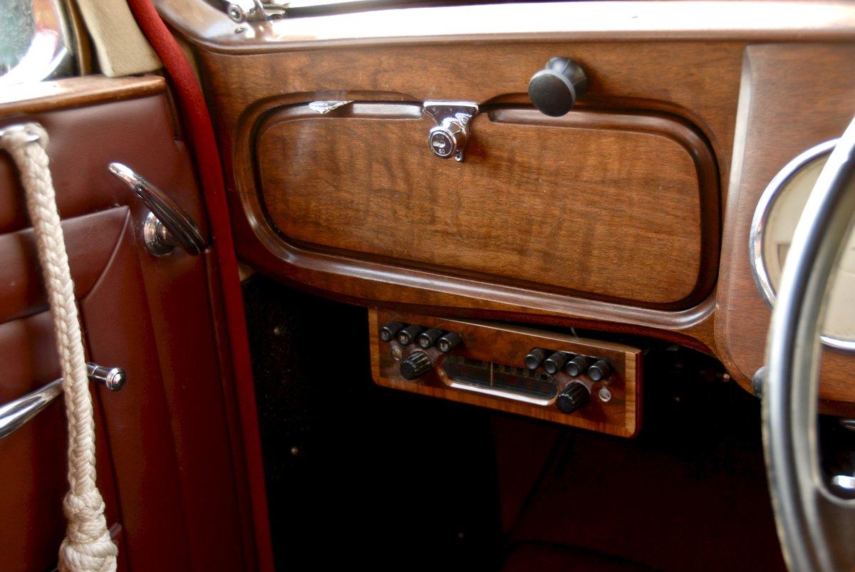 1939 EL 24 Light Limousine Special - Superb SOLD (picture 5 of 6)
