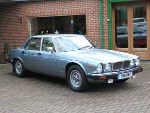 1991 Daimler Double Six Perfect Condition For Sale