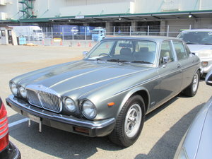 1991 Daimler Double Six V12 5.3 Just 55,000 miles  For Sale by Auction