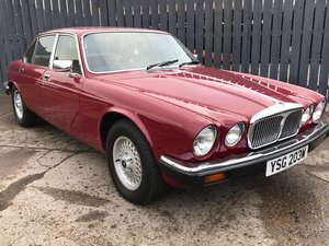 1980 DAIMLER DOUBLE SIX V12 ONLY 46000 MILES FROM NEW