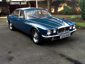 1977 Daimler Sovereign 1 Family owed from new For Sale