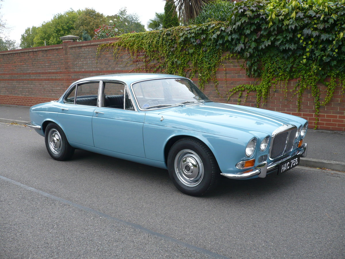 1969 DAIMLER SOVEREIGN SERIES 1 4.2 Ltr  41,000 MILES ONLY For Sale (picture 1 of 6)