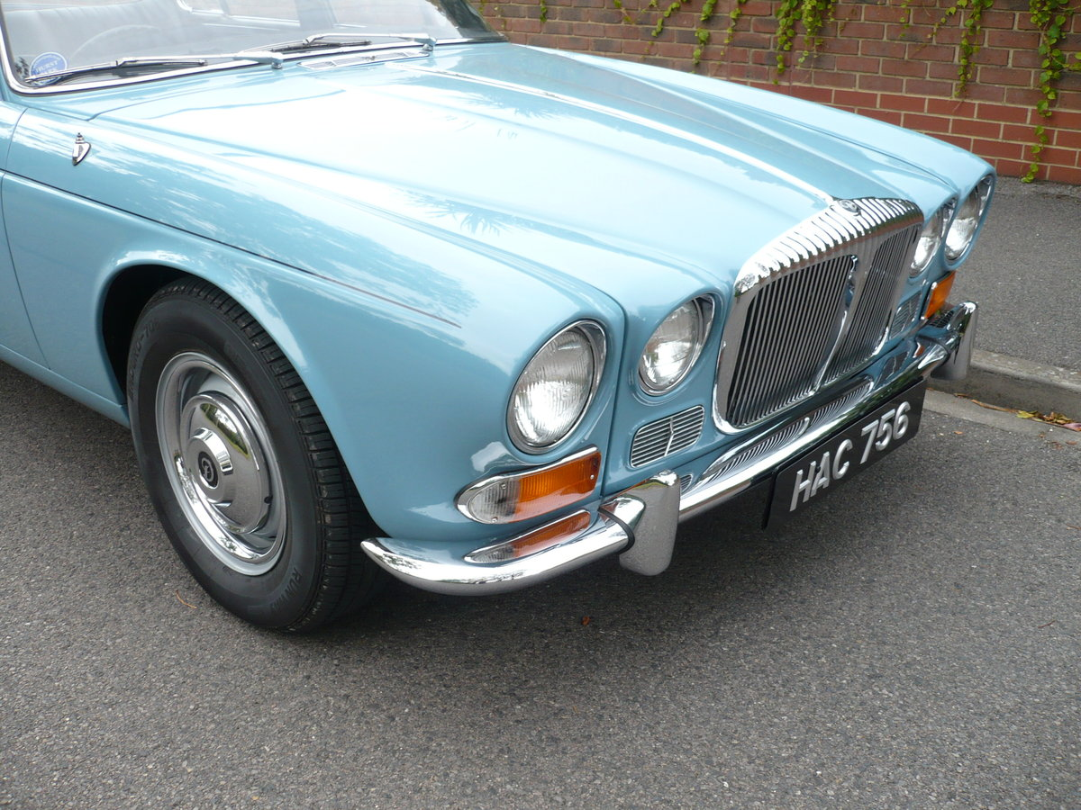 1969 DAIMLER SOVEREIGN SERIES 1 4.2 Ltr  41,000 MILES ONLY For Sale (picture 2 of 6)