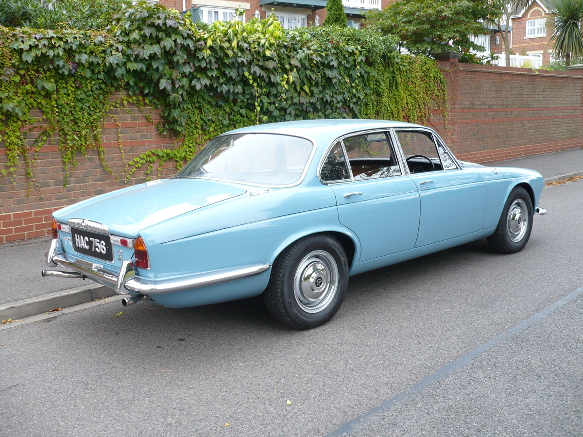 1969 DAIMLER SOVEREIGN SERIES 1 4.2 Ltr  41,000 MILES ONLY For Sale (picture 3 of 6)