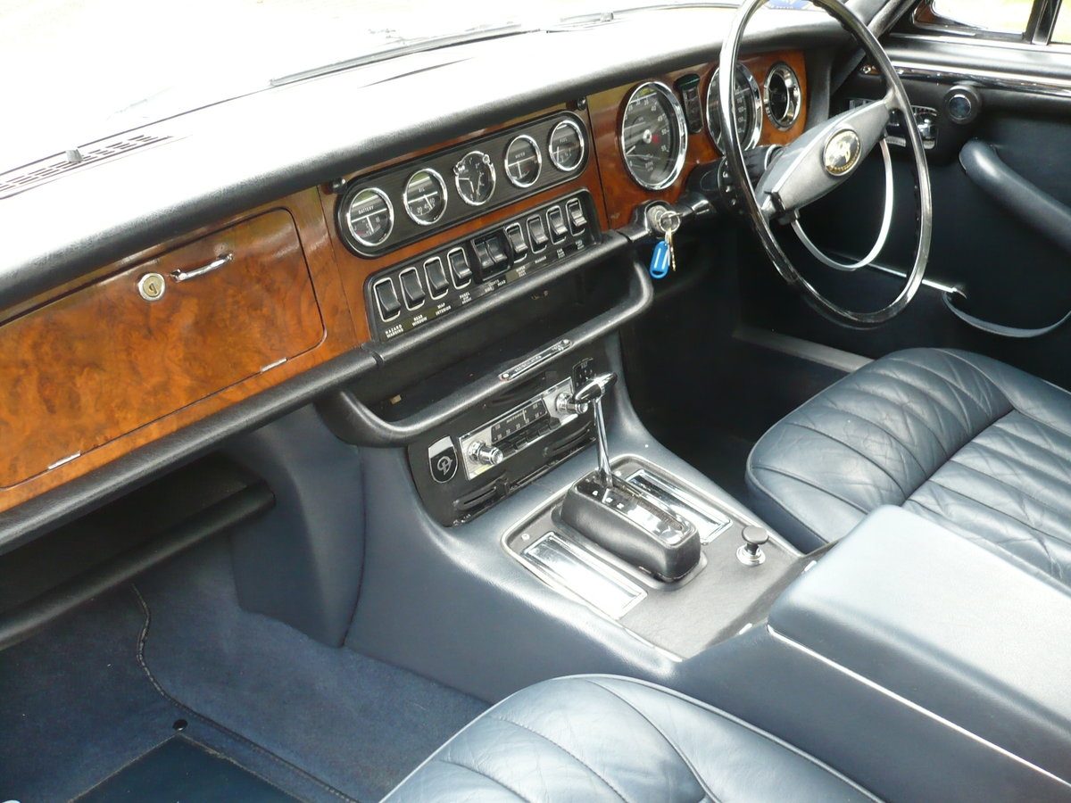 1969 DAIMLER SOVEREIGN SERIES 1 4.2 Ltr  41,000 MILES ONLY For Sale (picture 5 of 6)