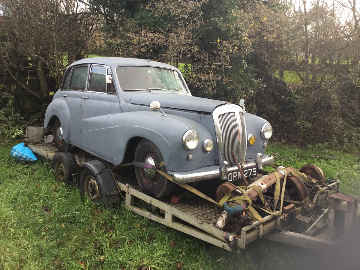 Daimler conquest 1953 For Sale (picture 1 of 1)