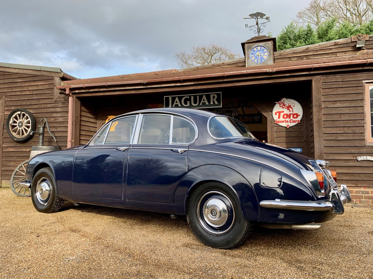 1968 DAIMLER 250 V8 AUTOMATIC For Sale (picture 2 of 6)