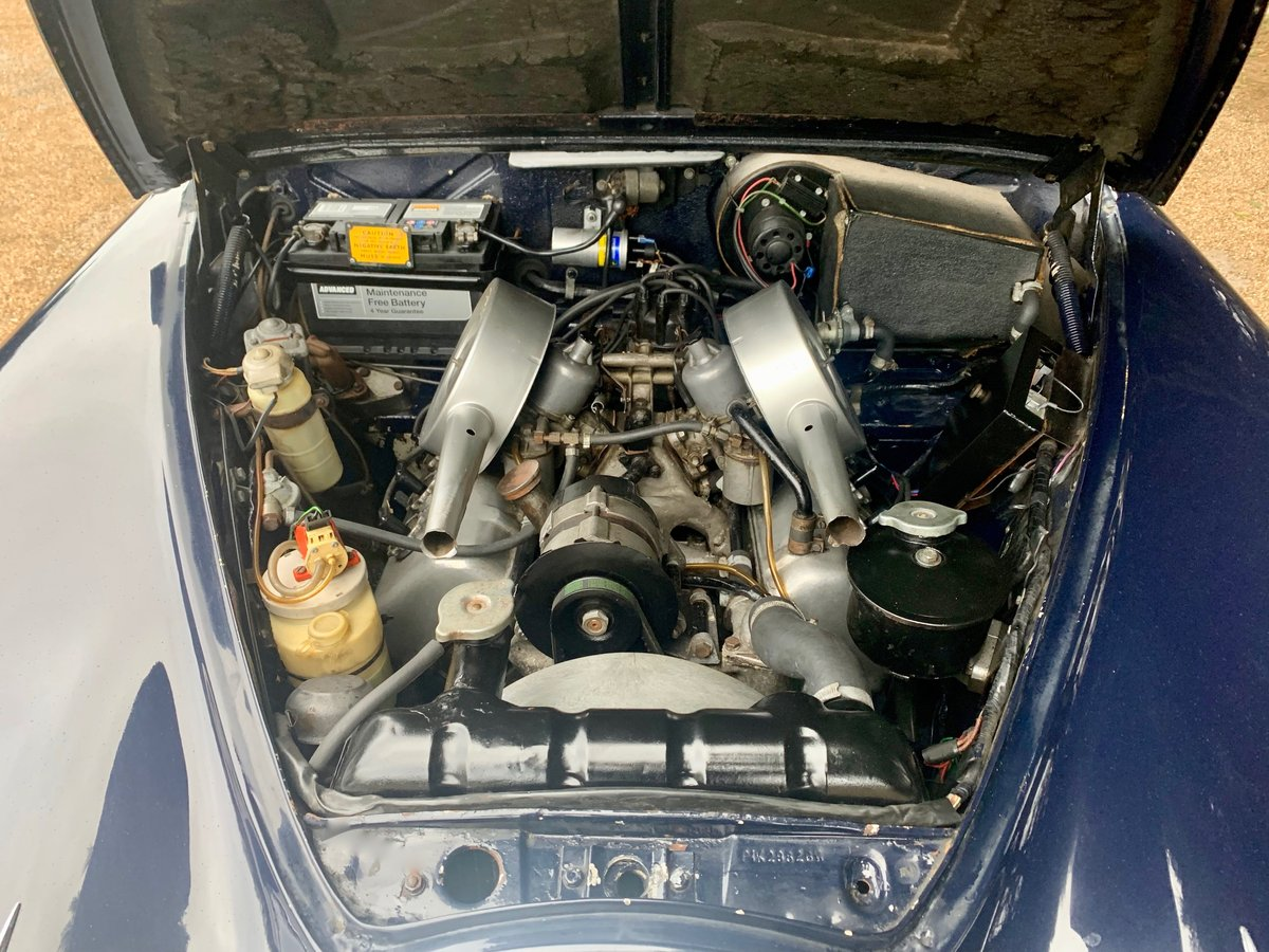1968 DAIMLER 250 V8 AUTOMATIC For Sale (picture 6 of 6)
