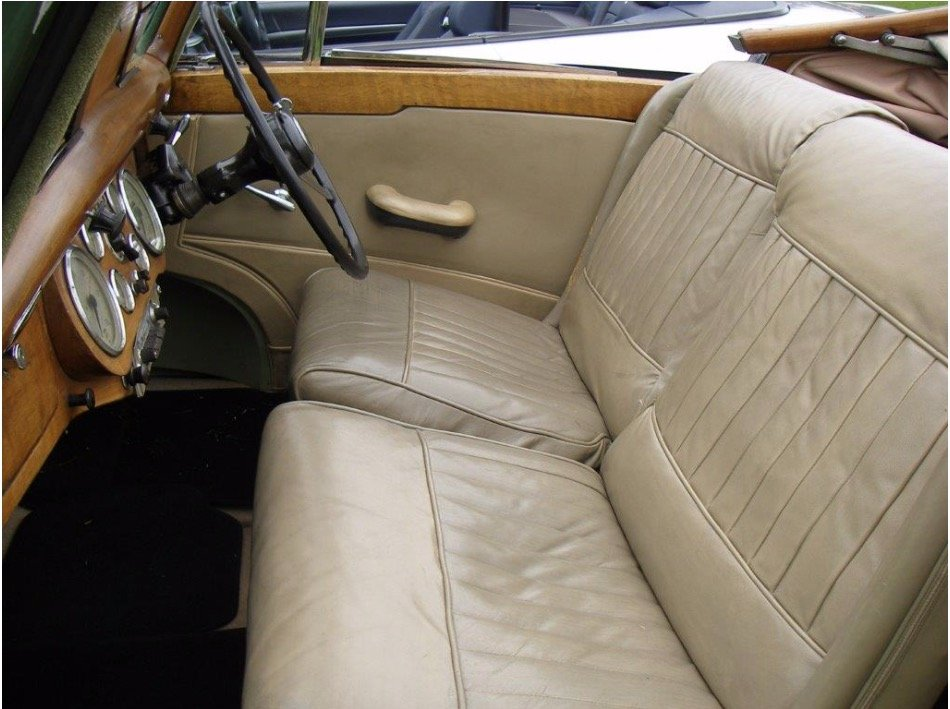 1952 Daimler DB18 Special Sports For Sale (picture 3 of 4)