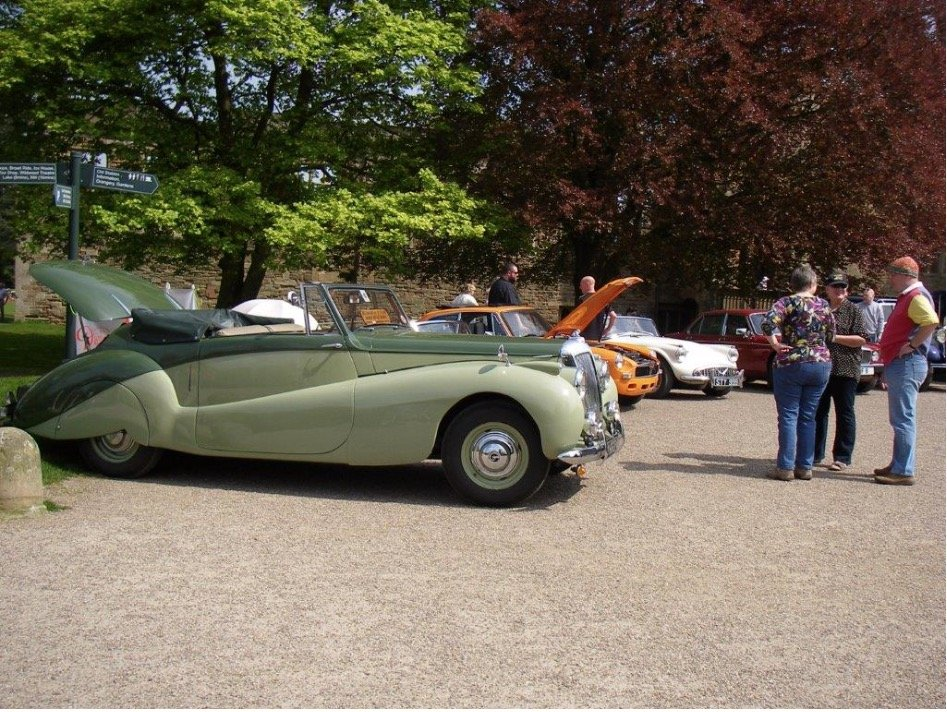 1952 Daimler DB18 Special Sports For Sale (picture 4 of 4)