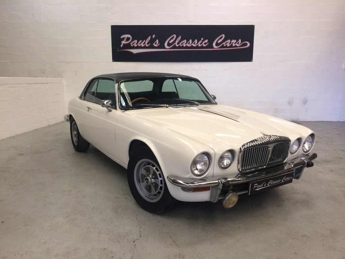 1976 Daimler coupe For Sale (picture 1 of 5)
