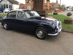 1968 Lovely original Daimler V8 Saloon for sale For Sale