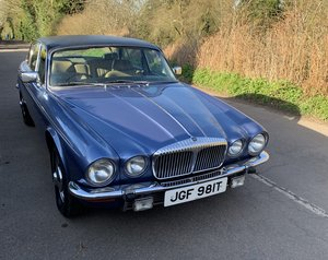 1979 Daimler 4.2 VDP LWB with only 64270 miles  For Sale