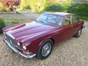 1972 Beautiful Daimler XJ6 Sovereign 4.2 Series 1 For S