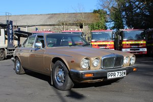 Daimler Sovereign VPlas 1981 - To be auctioned 26-04-19 For Sale by Auction