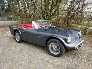 "1961 Daimler SP250 ""Dart"": 13 Apr 2019 For Sale by Auction"