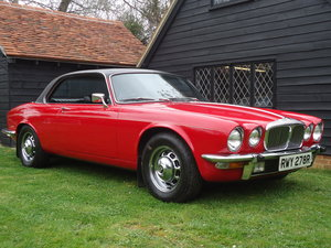 Daimler Double Six Coupe 1976  For Sale