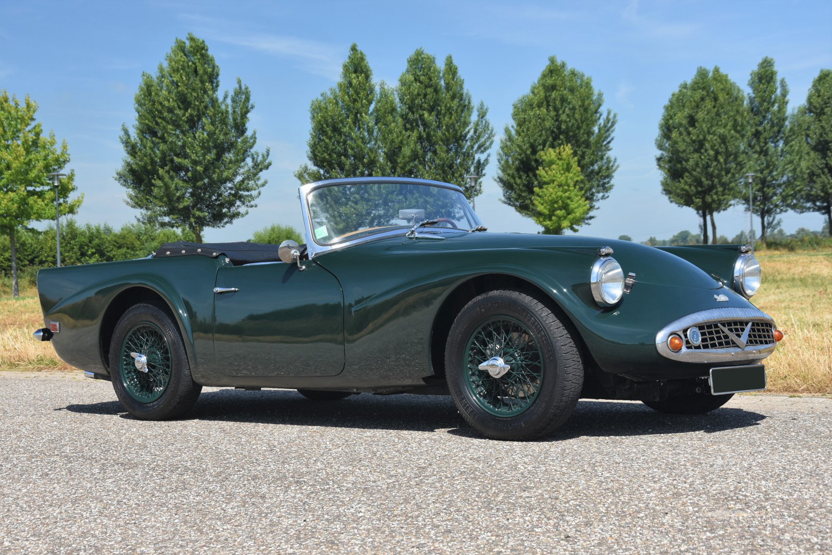 1961 Daimler SP250 Dart For Sale (picture 1 of 6)