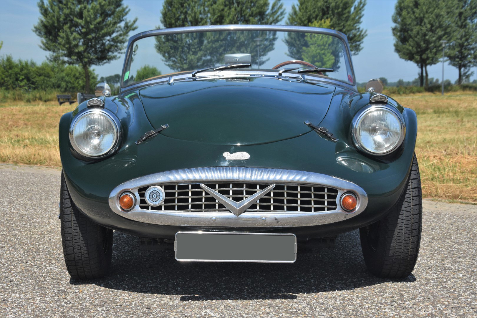 1961 Daimler SP250 Dart For Sale (picture 2 of 6)