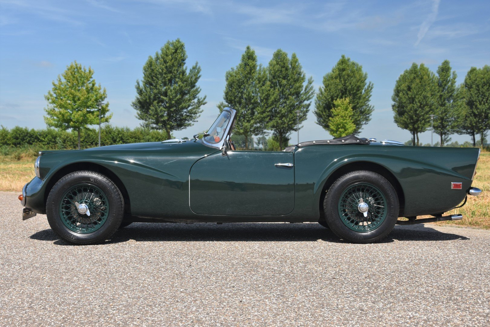 1961 Daimler SP250 Dart For Sale (picture 3 of 6)