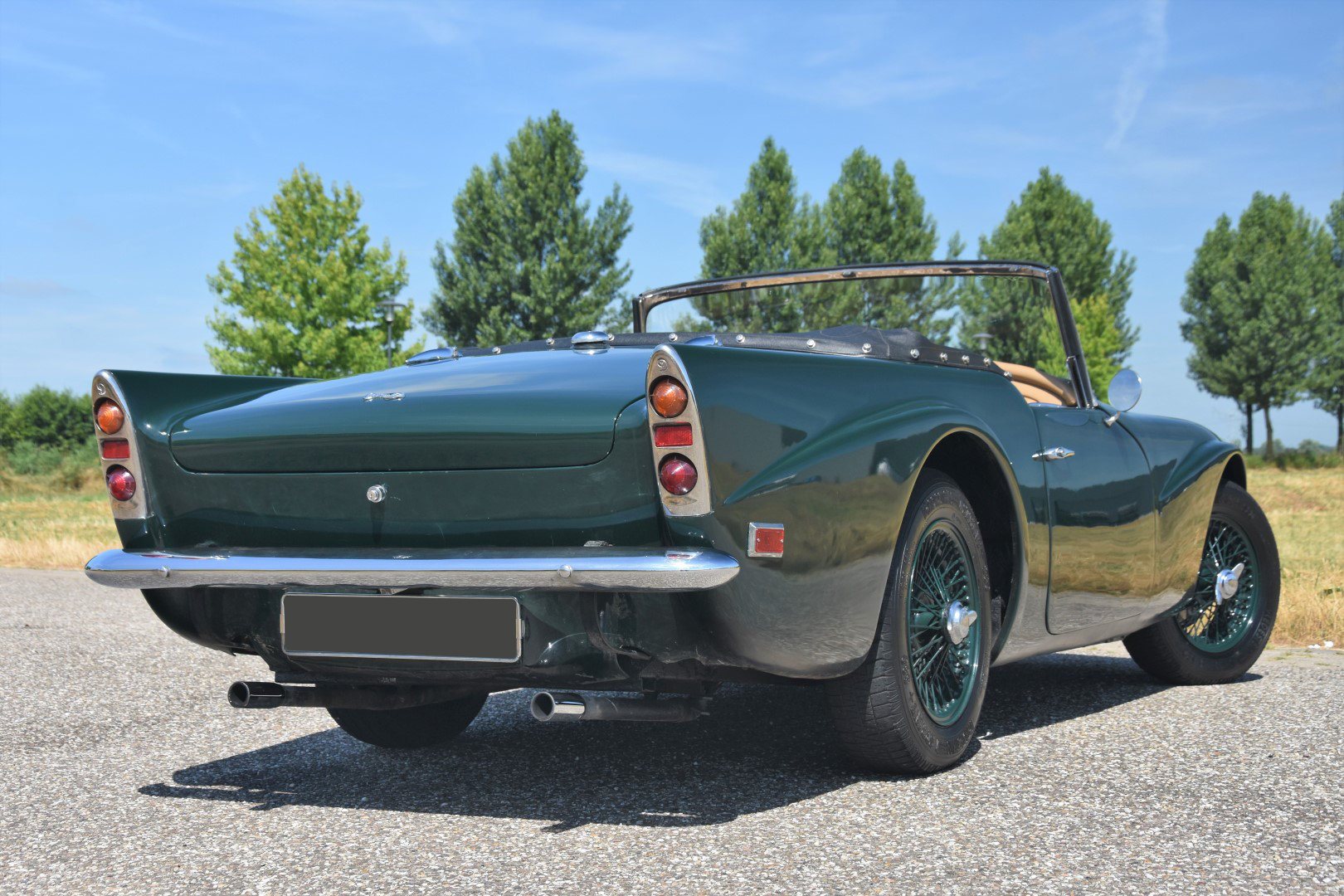 1961 Daimler SP250 Dart For Sale (picture 6 of 6)