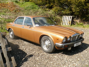 1981 daimler sovereign vanden plas 4.2 auto low mileage For Sale
