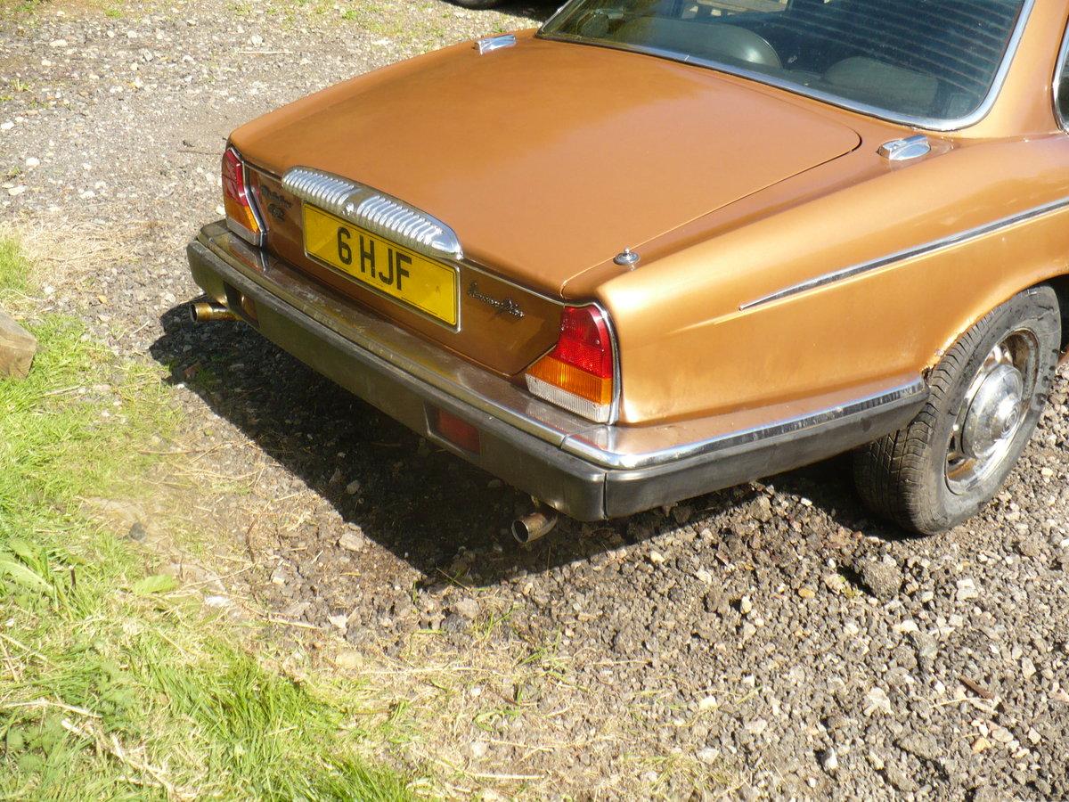 1981 daimler sovereign vanden plas 4.2 auto low mileage For Sale (picture 4 of 6)