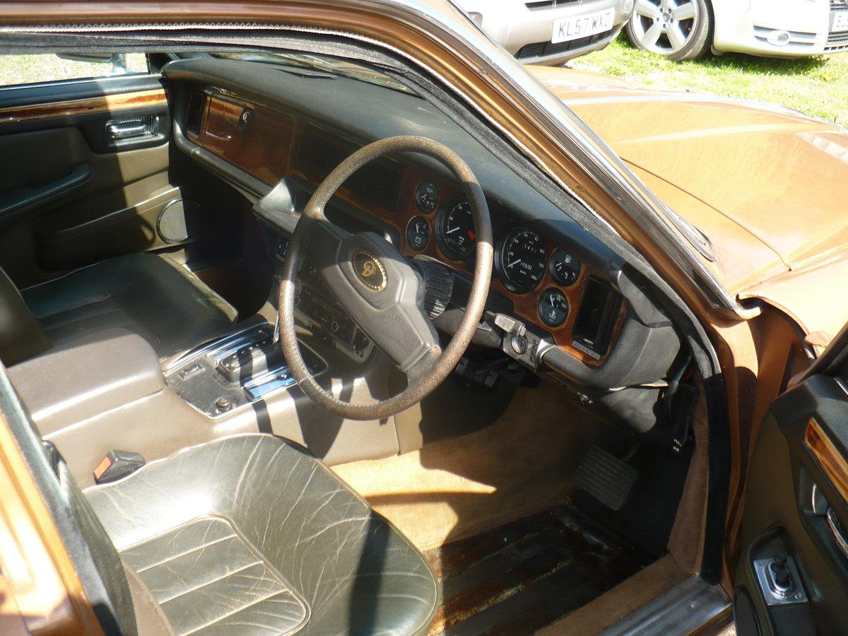 1981 daimler sovereign vanden plas 4.2 auto low mileage For Sale (picture 5 of 6)